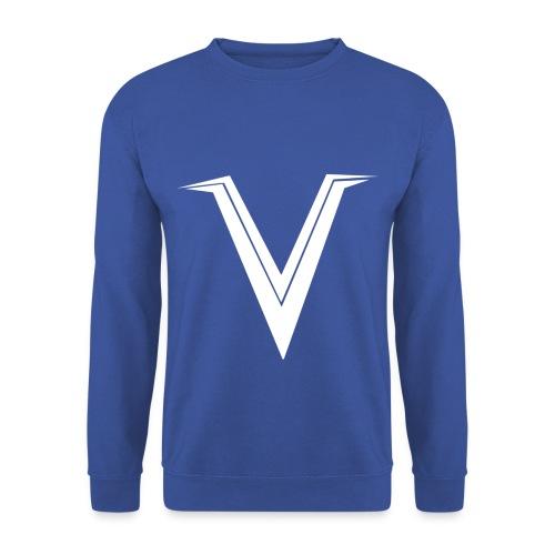 Venority Pullover mit weißem Logo - Männer Pullover