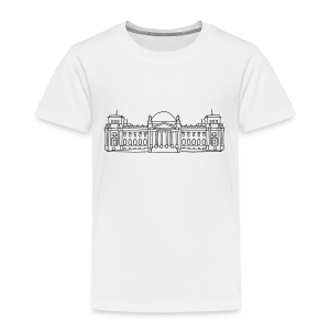 Bundestag in Berlin - Kinder Premium T-Shirt