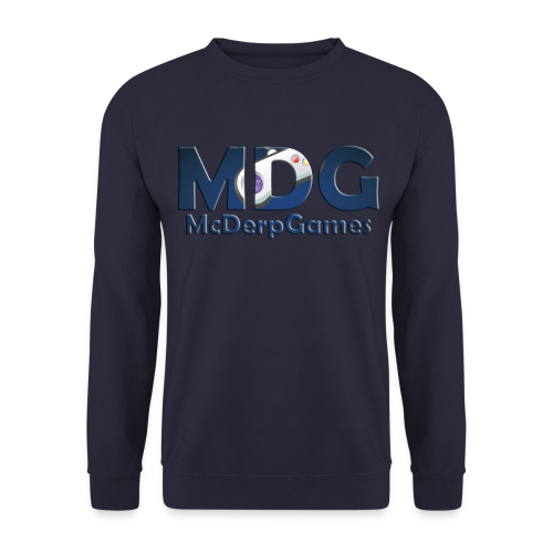 MDG McDerpGames Sweater Mannen - Mannen sweater