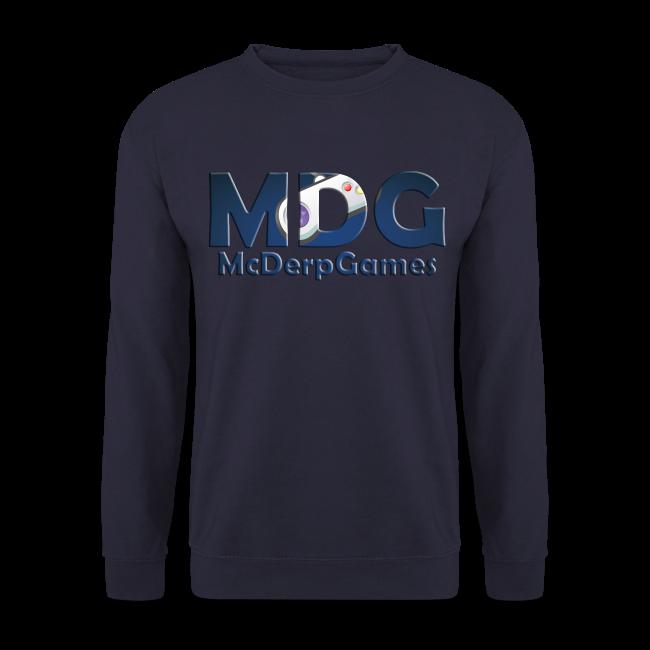 MDG McDerpGames Sweater Mannen