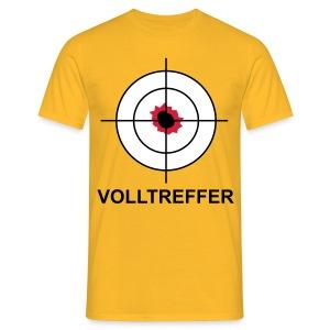 Volltreffer 1 T-Shirts - Männer T-Shirt