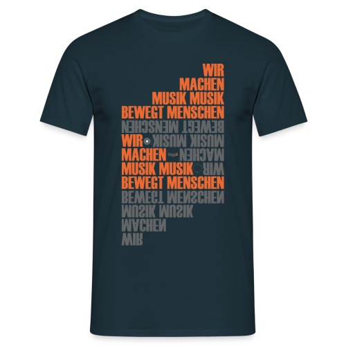 WMMMBM Steps 2 - All over Print - Männer T-Shirt