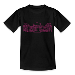 Bundestag in Berlin - Kinder T-Shirt