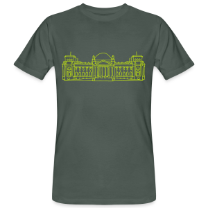 Bundestag in Berlin - Männer Bio-T-Shirt