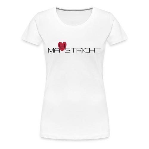 Maastricht - Frauen Premium T-Shirt