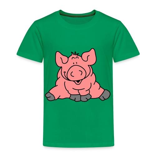 På gåren - Premium T-skjorte for barn