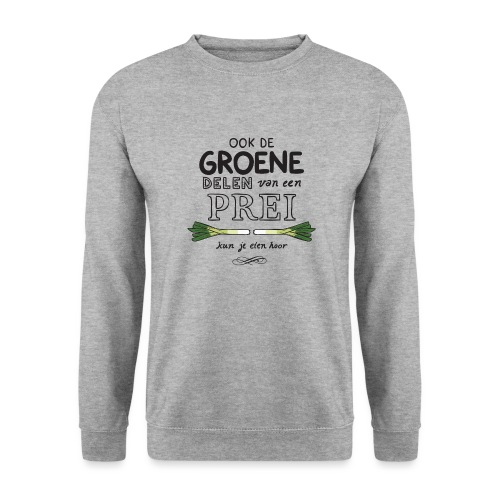 Prei mannen sweater Russel - Mannen sweater