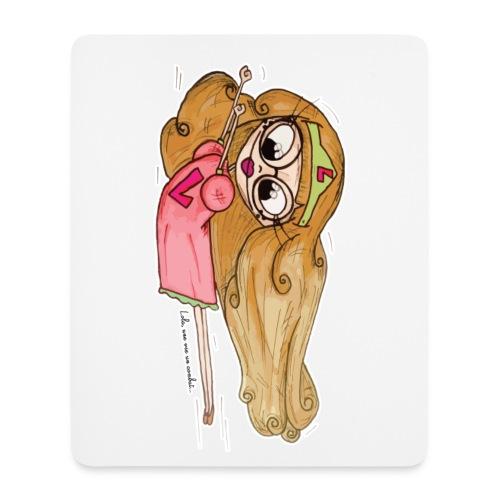 Tapis de souris Lola - Tapis de souris (format portrait)