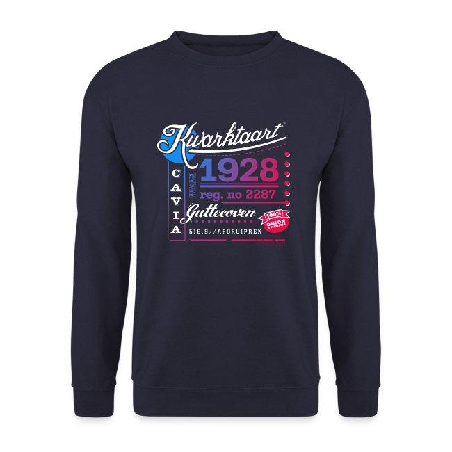 Kwarktaart mannen sweater Russel
