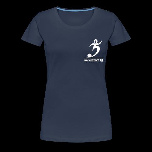 Frauen Premium T-Shirt Rundhals - Frauen Premium T-Shirt