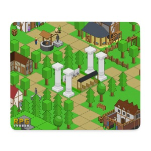 RPG Tycoon - Mousemat - Mouse Pad (horizontal)