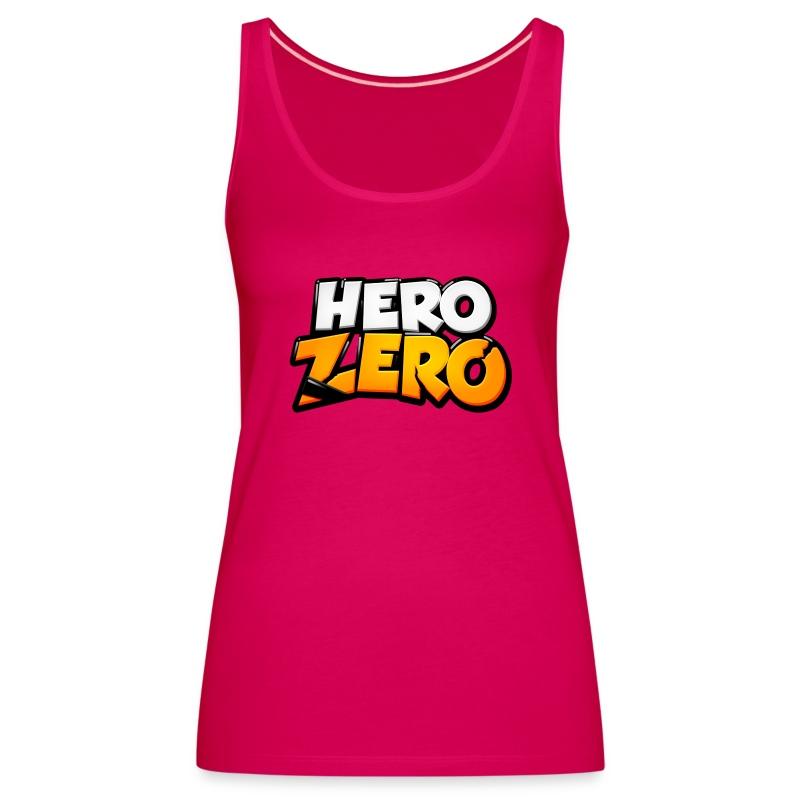 Hero Zero - Female Premium Tank Top - Women's Premium Tank Top