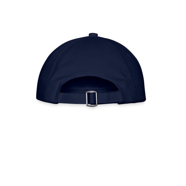 CanJam Europe - baseball cap (logo wt)