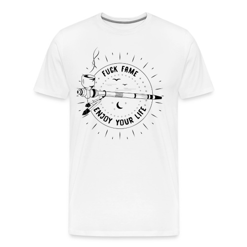 Enjoy Life - Männer Premium T-Shirt