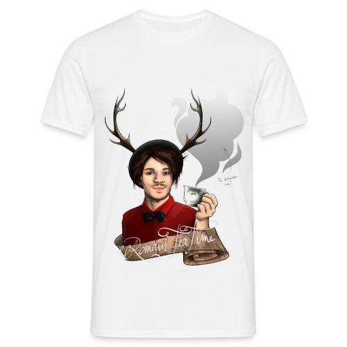 T-shirt homme dédicace! - T-shirt Homme