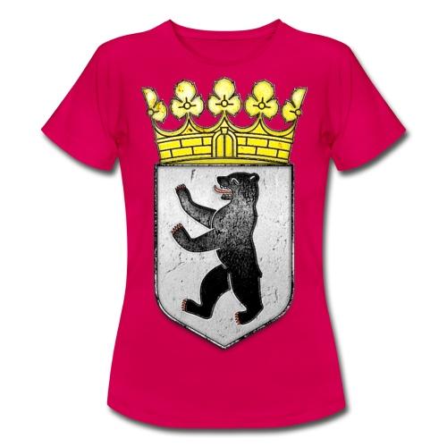 Berlin Wappen  - Frauen T-Shirt