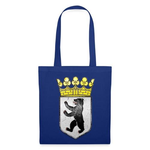 Berlin Wappen  - Stoffbeutel