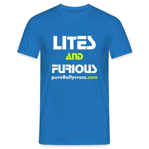 LITES and FURIOUS - T-shirt Homme