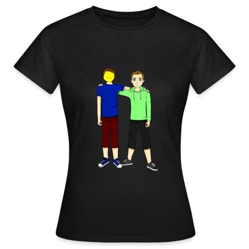 DaDaBa + XYClanKILLER2 / Weiblich - Frauen T-Shirt