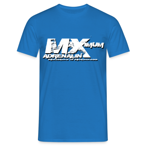 Männer T-Shirt - Yamaha,YZF,YZ,Xmotos,Supermoto,Supercross,Streetwaer,Sport,RMZ,RM,Motorsport,Motocross,MX,Husqvarna,Husaberg,Extrem,Enduro,Dirt,Cross,CRF,CR,250ccm,125ccm