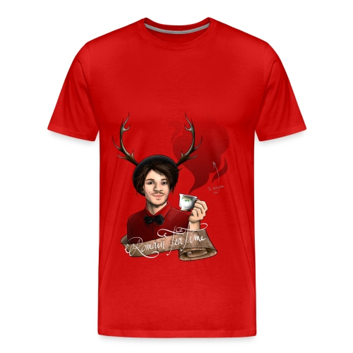 T-shirt couleur Homme dédi! - T-shirt Premium Homme