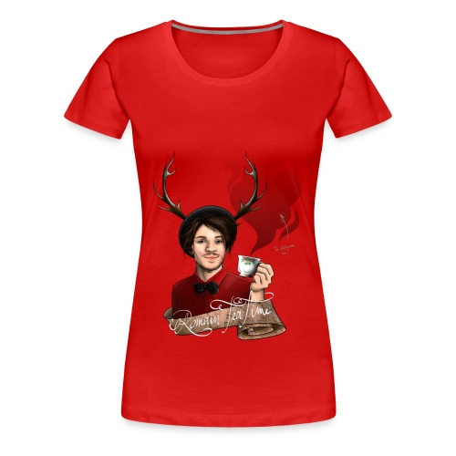 T-shirt couleur Femme dédi! - T-shirt Premium Femme