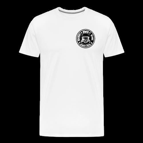 Super Moto Army Standart Shirt  - Männer Premium T-Shirt