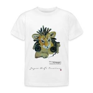 (EXCLUSIVE to FSS) Jayne Rolfe Creations - Dred Lion Cub 1 - Kids' T-Shirt - Kids' T-Shirt