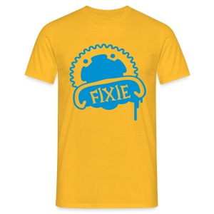 T SHIRT HOMME FIXIE - T-shirt Homme