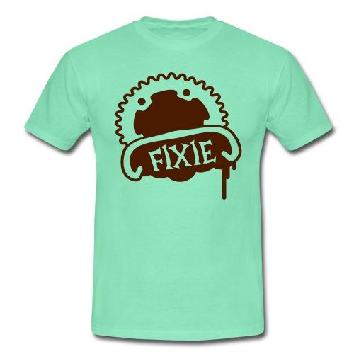 T SHIRT HOMME FIXIE - T-shirt Homme