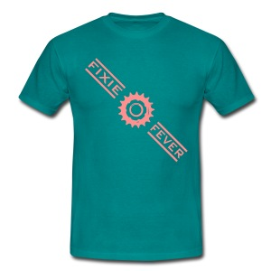 T SHIRT HOMME FIXIE FEVER - T-shirt Homme