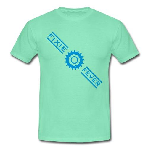 T SHIRT HOMME FIXIE FEVER - T-shirt Homme