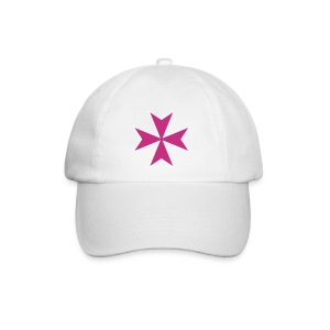 Maltese Cross cap - Baseball Cap