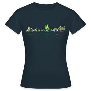 KÖLSCII - Frauen T-Shirt