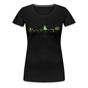 KÖLSCII - Frauen Premium T-Shirt