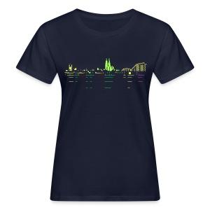 KÖLSCII - Frauen Bio-T-Shirt