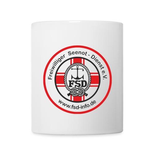 FSD Kaffeepot - Tasse
