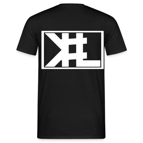 #KL T-shirt - T-shirt herr