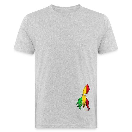 Bio Tshirt Squiddie Rasta LUI - T-shirt bio Homme