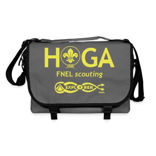 HoGa Explorer Mappe - Umhängetasche