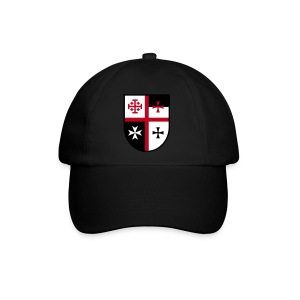 Exclusive Knight Templar Shield cap - Baseball Cap