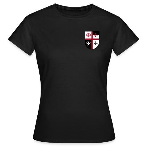 Exclusive Knight Templar women t-shirt - Women's T-Shirt
