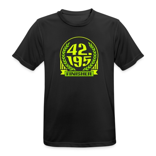 Finisher1 2 Coul - Tech Homme - T-shirt respirant Homme