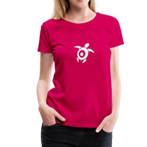 Wasserschildi  - Frauen Premium T-Shirt