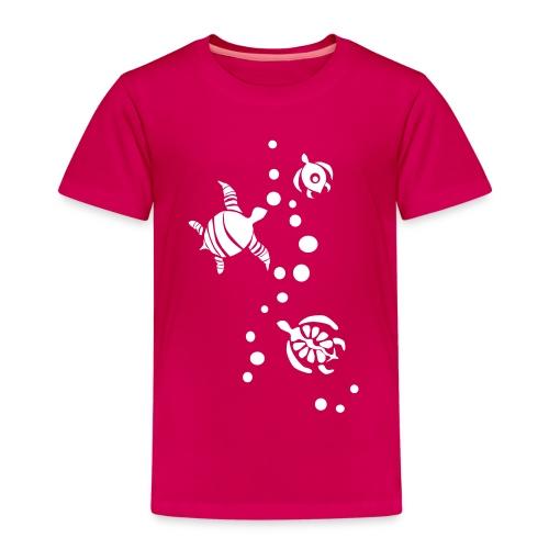 Seaturtle  - Kinder Premium T-Shirt