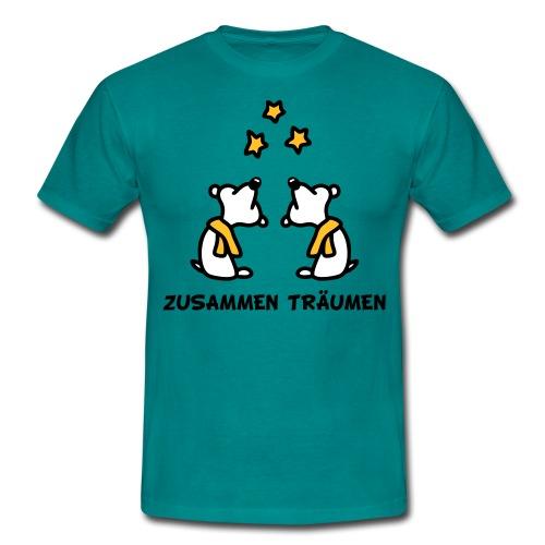 Zusammen träumen - V3 - Männer T-Shirt