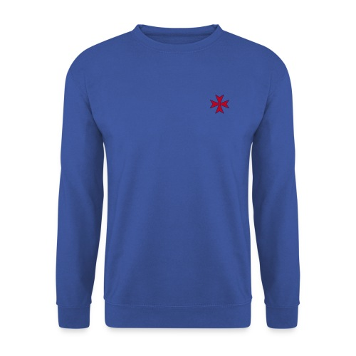 Maltese Cross sweater - Men's Sweatshirt