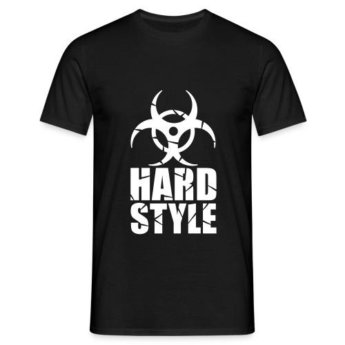 Hardstyle Raw - Mannen T-shirt