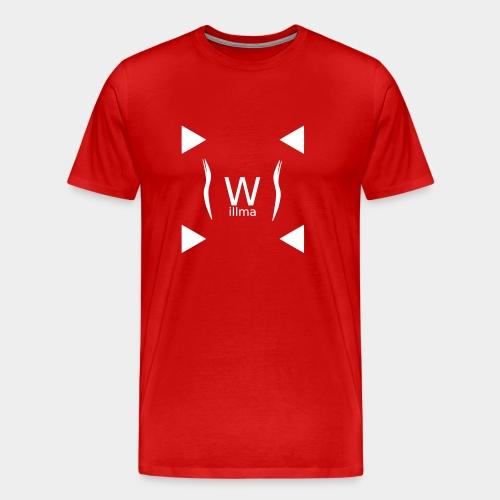 Willma3i4 NO. 1-1 - Männer Premium T-Shirt