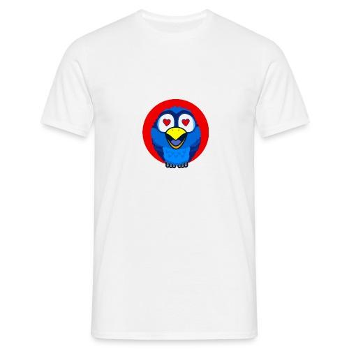T-Shirt Bird in Love - T-shirt Homme